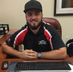 The newest member of our team Michael Anthony Jacobazzi